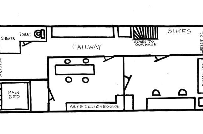 Three designer rooms in Trendy Pijp photo 170060