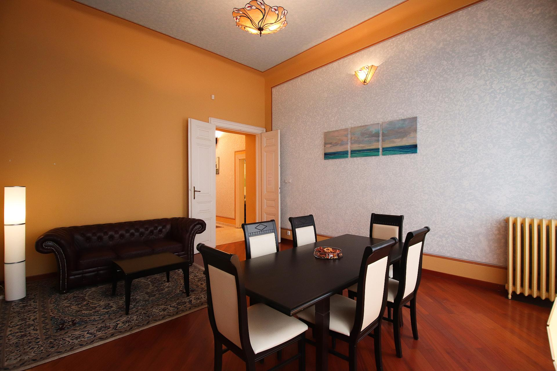 Excellent Residency Andrassy Apartment  photo 3900458