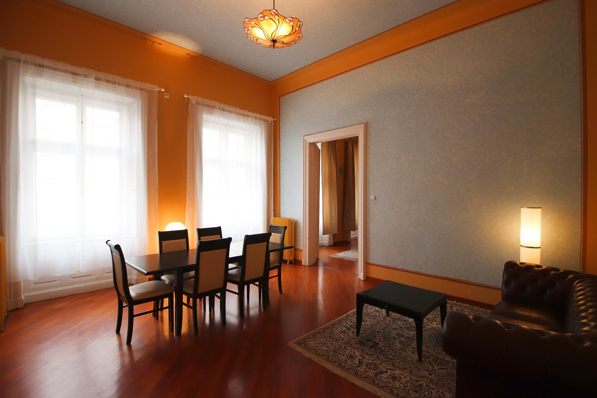 Excellent Residency Andrassy Apartment  photo 3900462