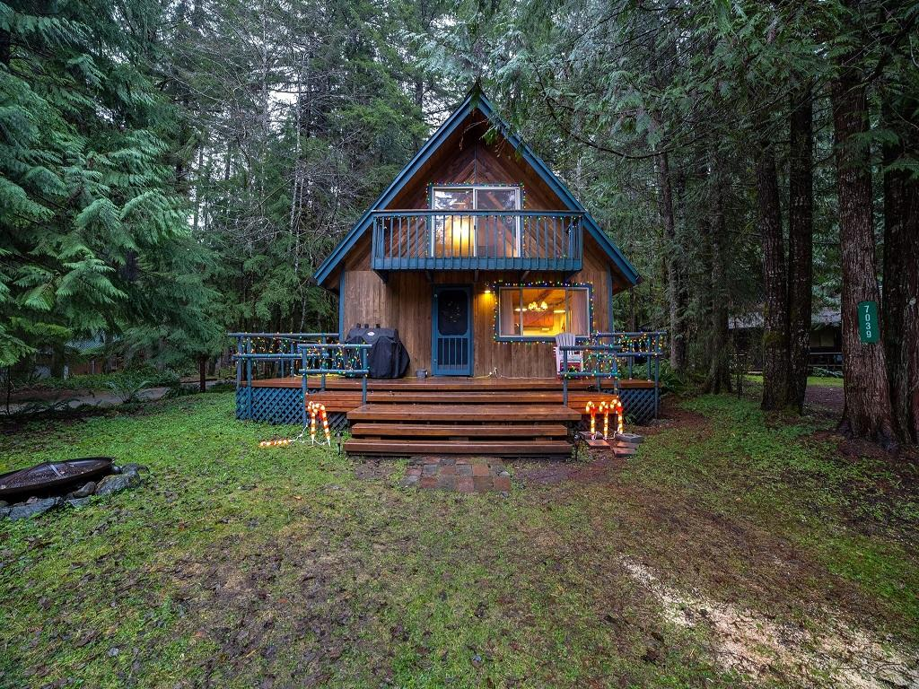 Apartment Mt  Baker Lodging Cabin  48    WOOD STOVE  PETS OK  W D  DISHWASHER  SLEEPS-5  photo 3992135