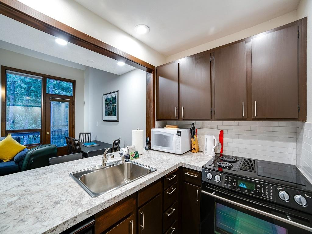 Apartment Mt  Baker Lodging Condo  68     FIREPLACE  WASHER DRYER  DISHWASHER  SLEEPS-4  photo 4365067