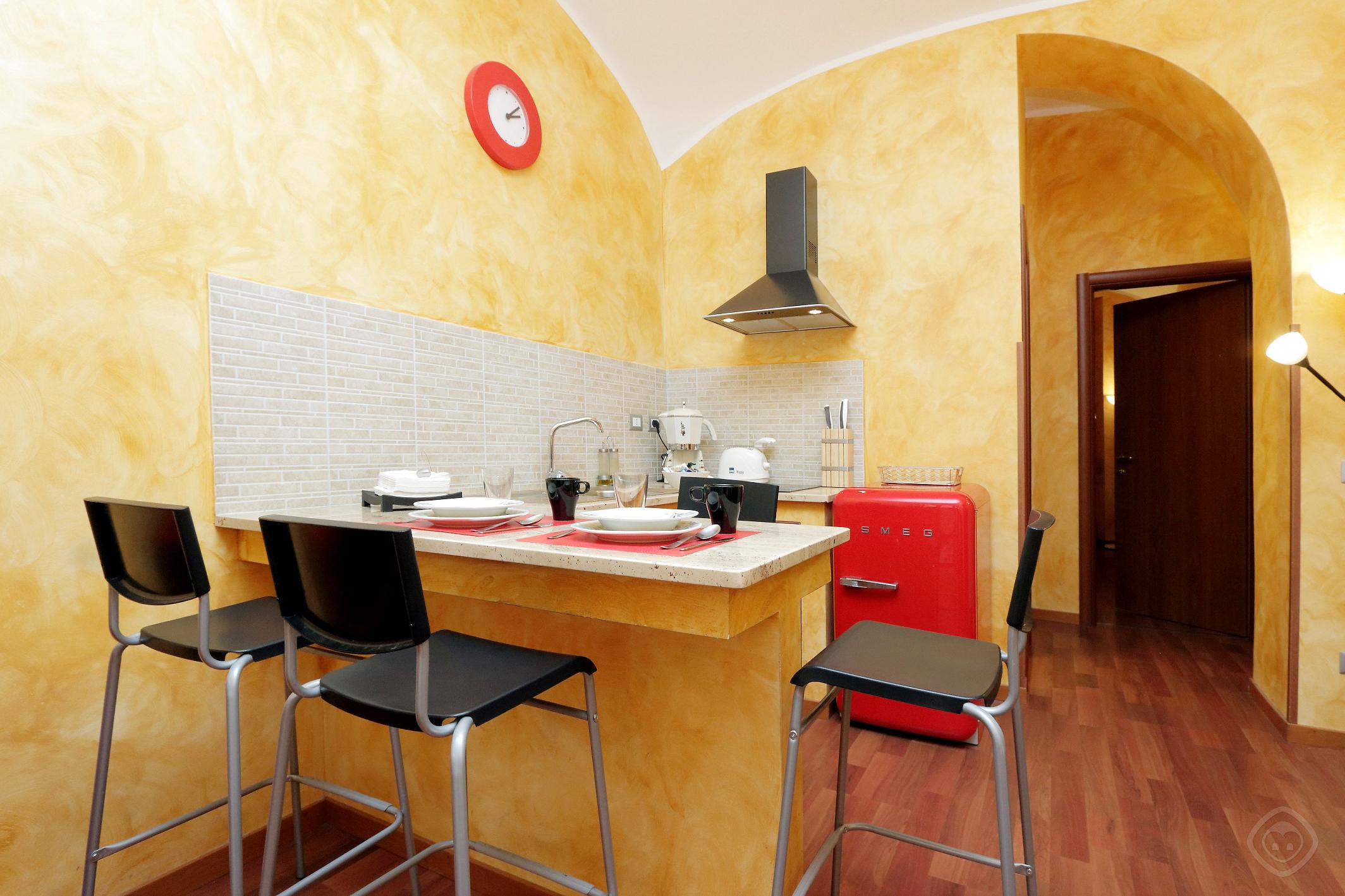 LuckyDomus Esquilino apartment Rome photo 31814999