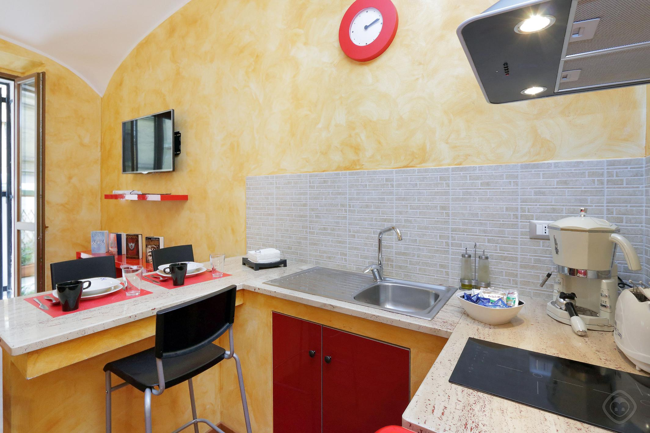 LuckyDomus Esquilino apartment Rome photo 31815001