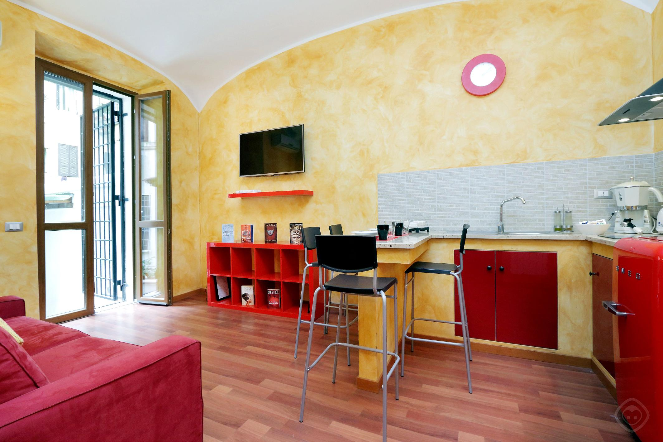 LuckyDomus Esquilino apartment Rome photo 31814996