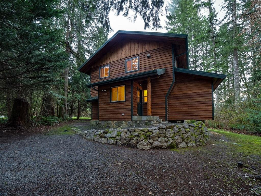 Apartment Mt  Baker Lodging Cabin  54     MT VIEW  BBQ  WIFI  D W  W D  SLEEPS-6  photo 3998634