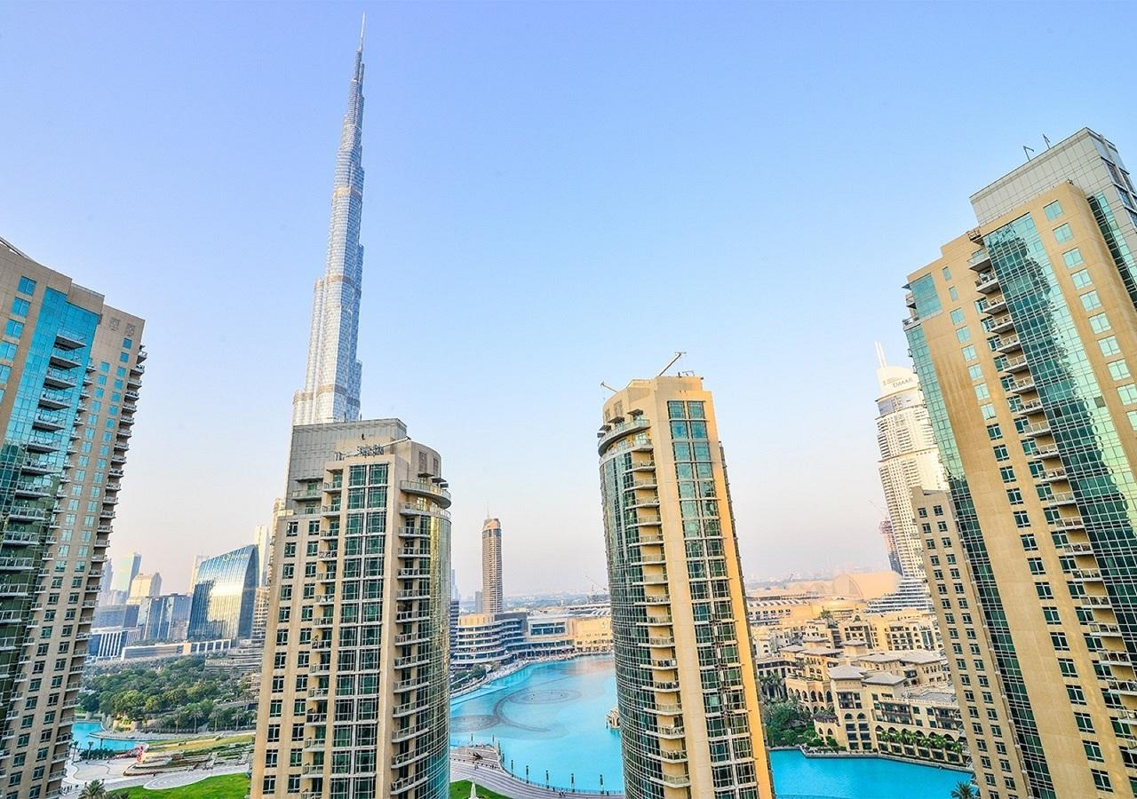 Apartment Starlight  Ease by Emaar    Amazing 1 Bedroom     photo 31797327