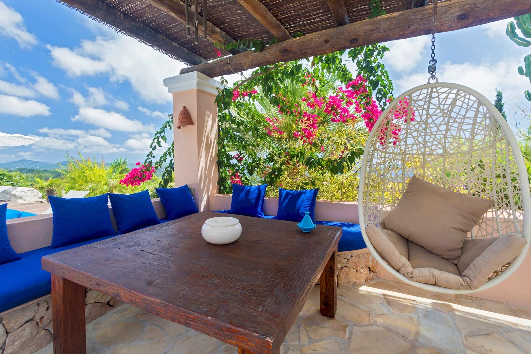 Apartment Villa Cas Berris  Lujo y Vista mar en Es Cubells photo 17719987