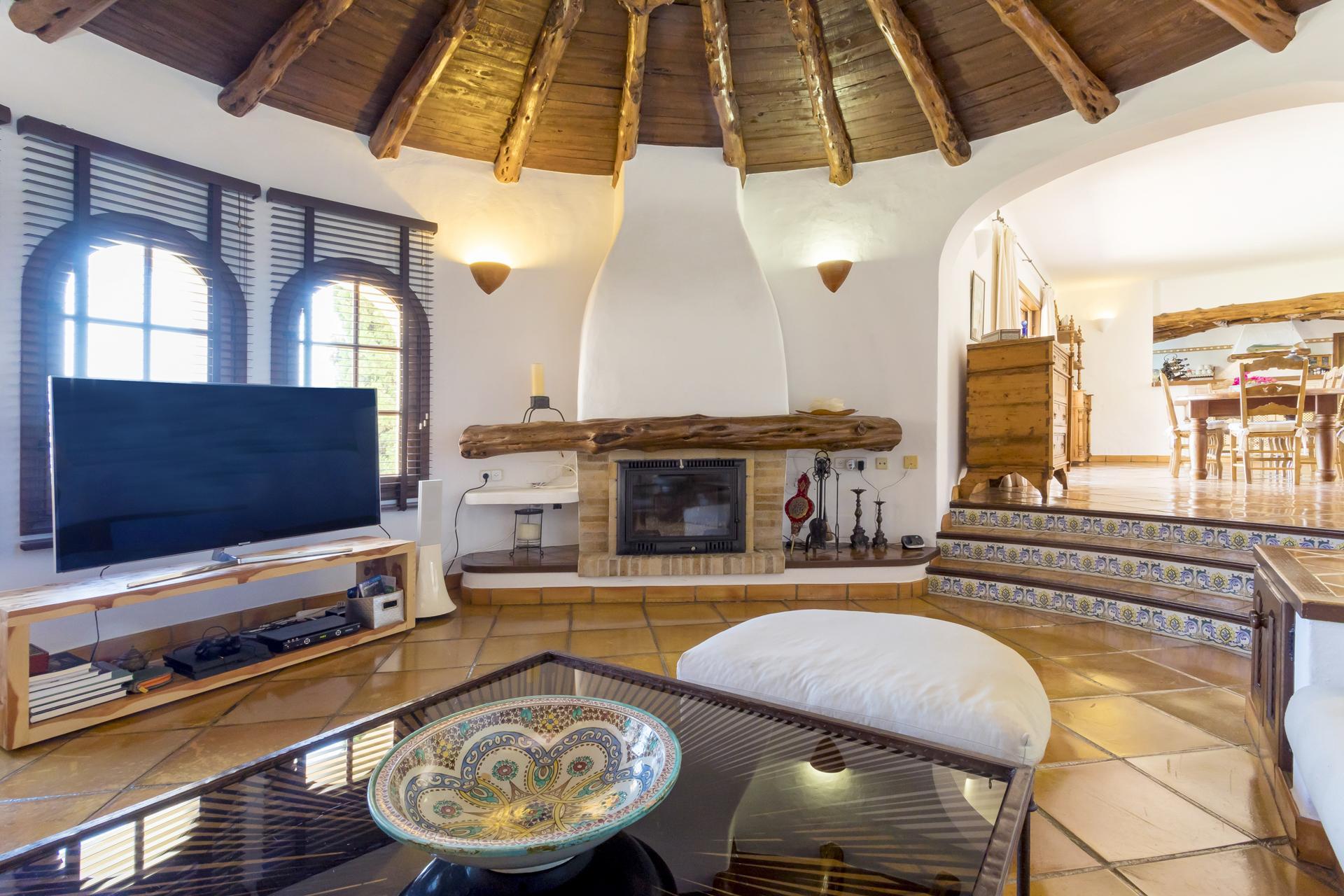Apartment Villa Cas Berris  Lujo y Vista mar en Es Cubells photo 17812544