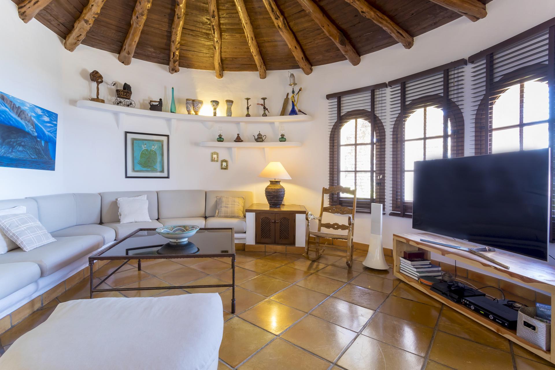 Apartment Villa Cas Berris  Lujo y Vista mar en Es Cubells photo 17428572