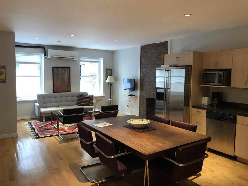 Apartment Huge Duplex 6 Bedroom 3 Bath Flatiron Chelsea Loft photo 143185
