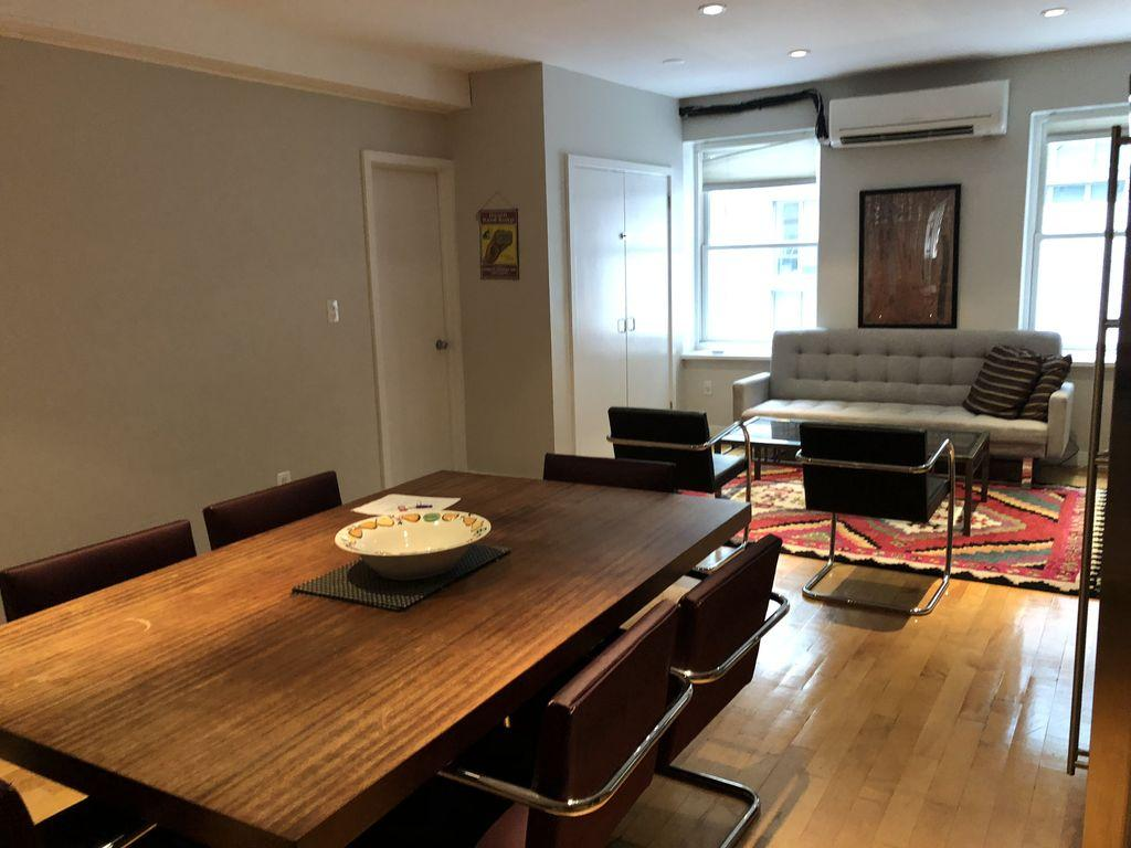 Apartment Huge Duplex 6 Bedroom 3 Bath Flatiron Chelsea Loft photo 143202