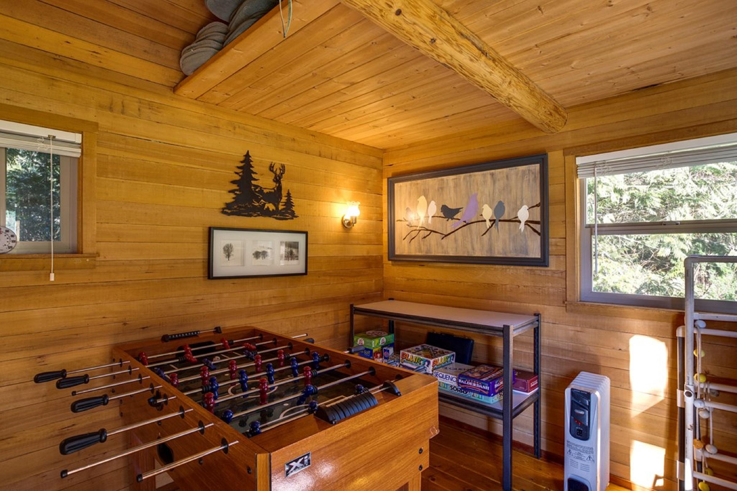 Apartment Mt  Baker Lodging Cabin  72  ndash  PET FRIENDY  MT VIEWS  BBQ  SLEEPS 2  photo 31818167