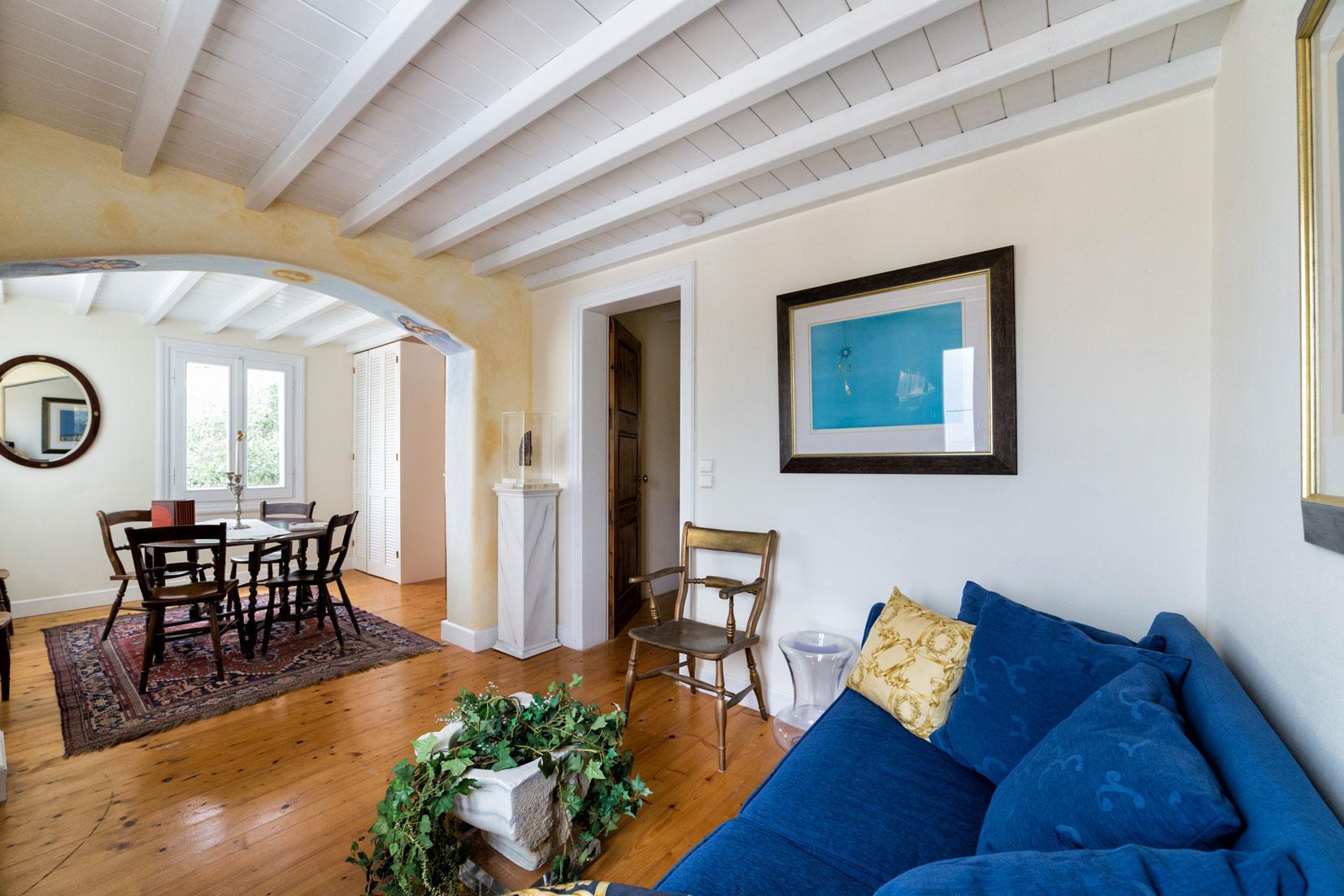 Apartment HOUSE OF THE SUN The Galaxy Mykonos villa photo 1411923