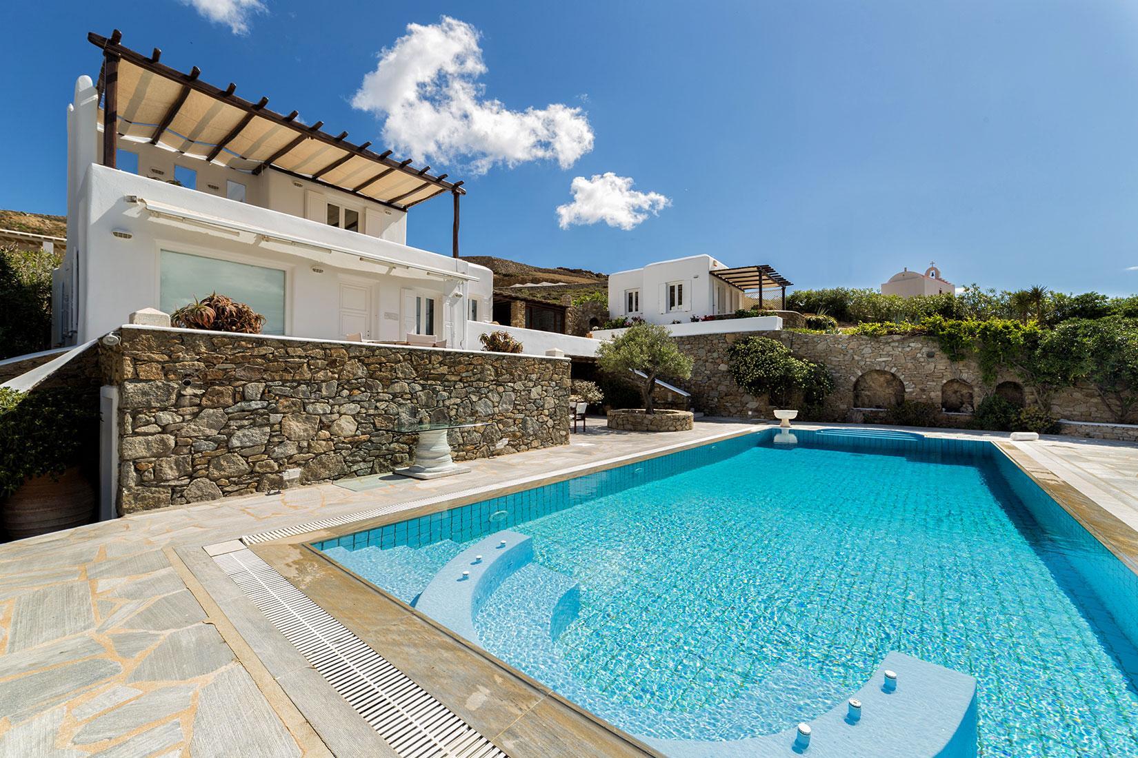 Apartment HOUSE OF THE SUN The Galaxy Mykonos villa photo 1411921