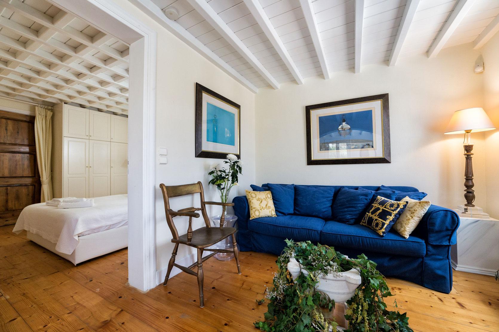 Apartment HOUSE OF THE SUN The Galaxy Mykonos villa photo 1411925