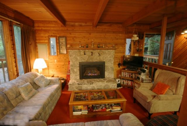 Mt. Baker Lodging Cabin #35 – A/C, PETS OK, DISHWASHER, FIREPLACE, SLEEPS-6! photo 59974