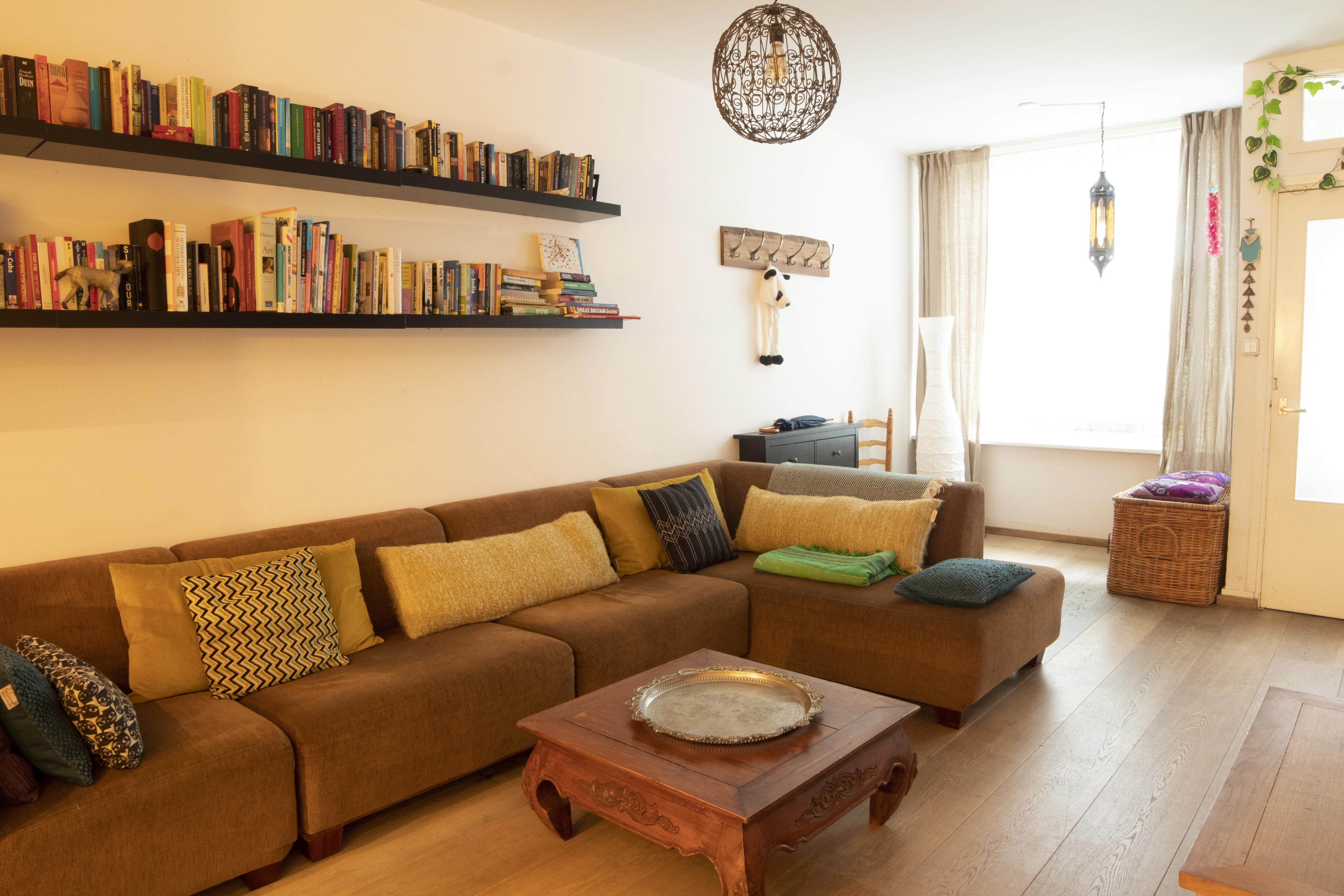 """Amsterdam Double Delight with 3 bedrooms in """"DE PIJP"""" photo 17352720"""
