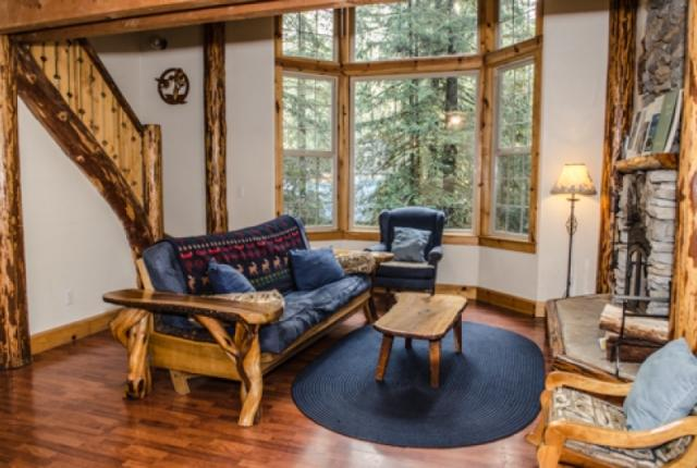 Mt. Baker Lodging Cabin #25 – HOT TUB, BBQ, WIFI, PETS OK, SLEEPS-6! photo 59650
