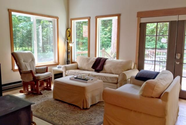 Mt. Baker Lodging Cabin #99 – HOT TUB, PETS OK, BBQ, WIFI, WASHER/DRYER, SLEEPS-6!  photo 61035