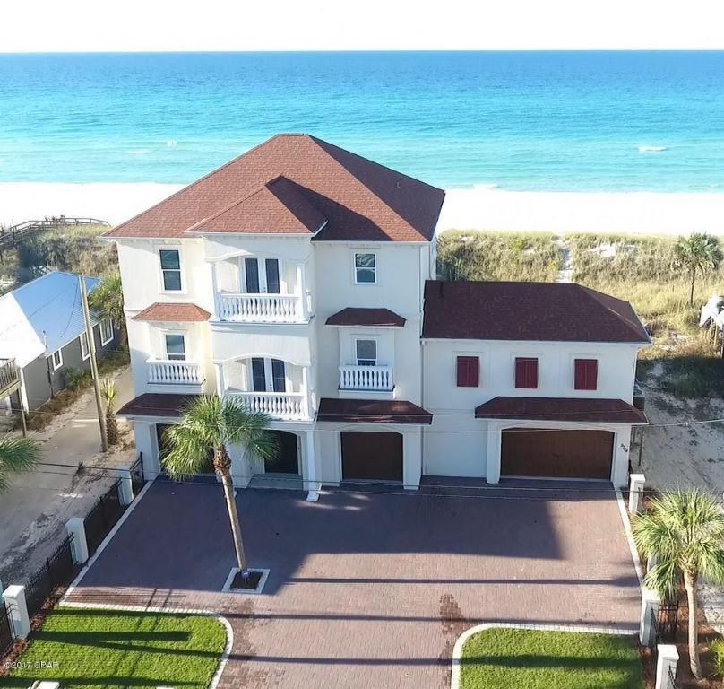 Mediterranean Luxury Gulf front home photo 3773144
