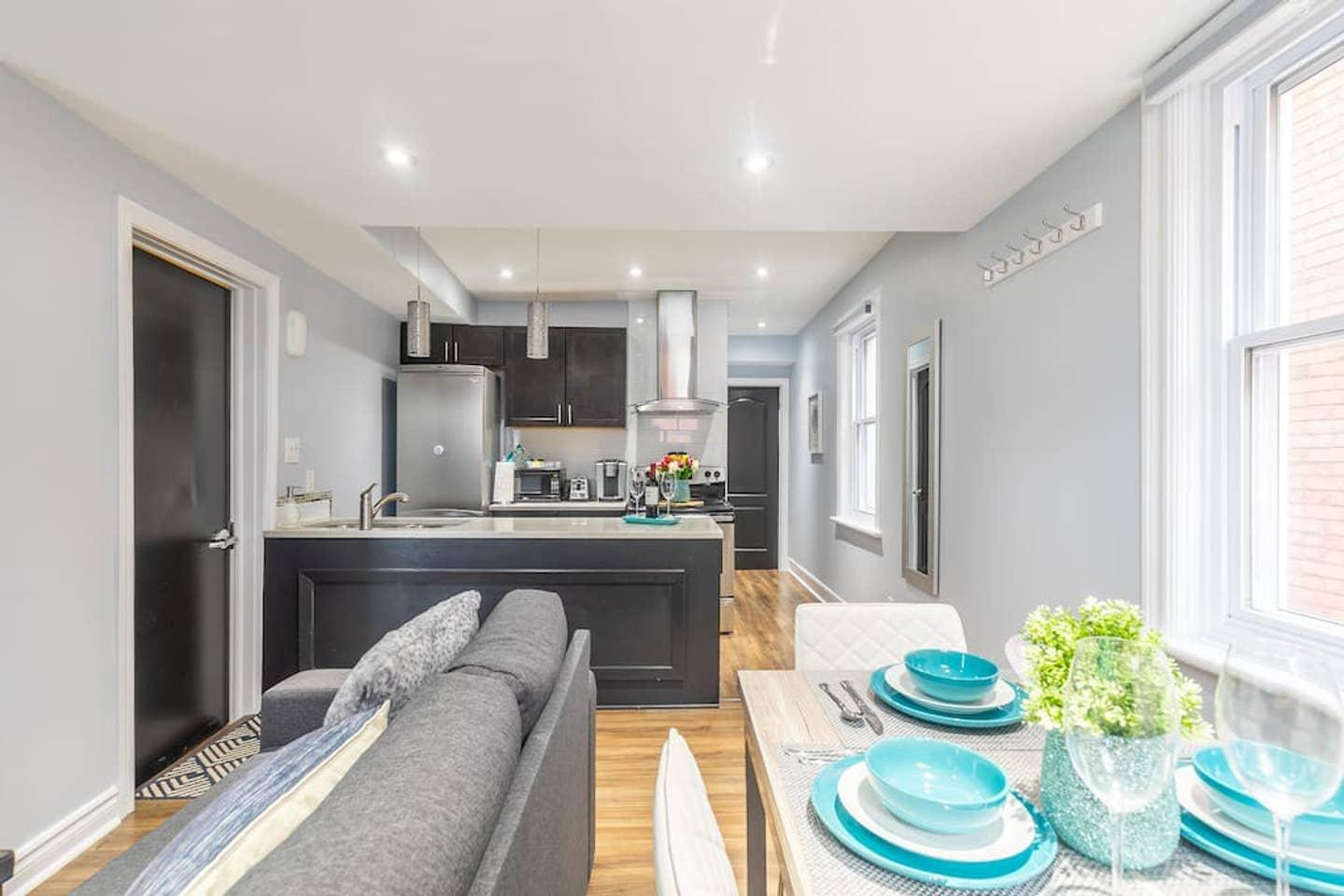 Modern 1BR with King Bed - Downtown/Little Italy photo 22624982