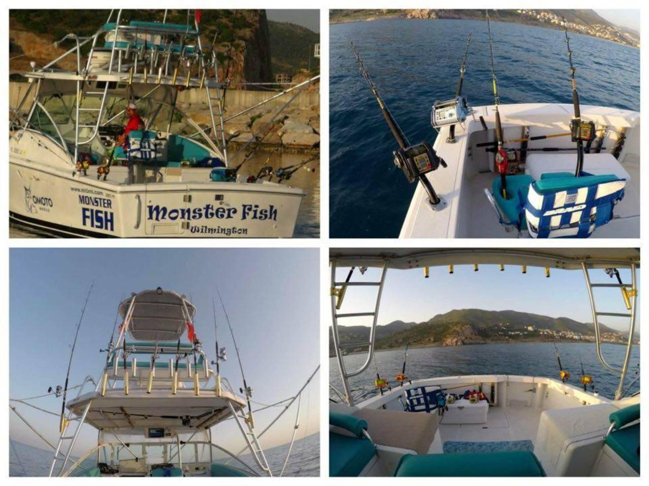 Apartment Professional fishing trip in Alanya photo 4843190
