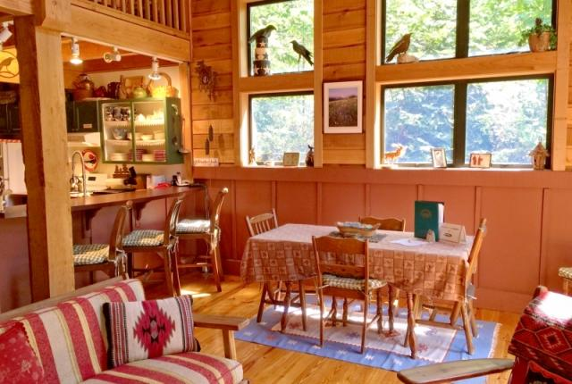 Mt. Baker Lodging Cabin #44 – HOT TUB, FIREPLACE, BBQ, W/D, PETS OK, WIFI, SLEEPS-8! photo 60310